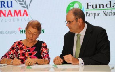 Convenio Barú Panamá – Fundación Parque Nacional Chagres