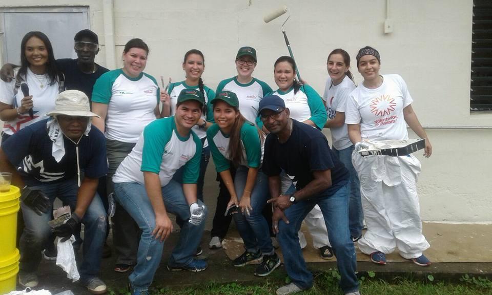 Conmemoración del Día Nacional de Voluntariado