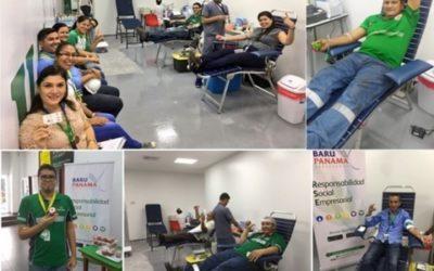 II Jornada de Donación de Sangre