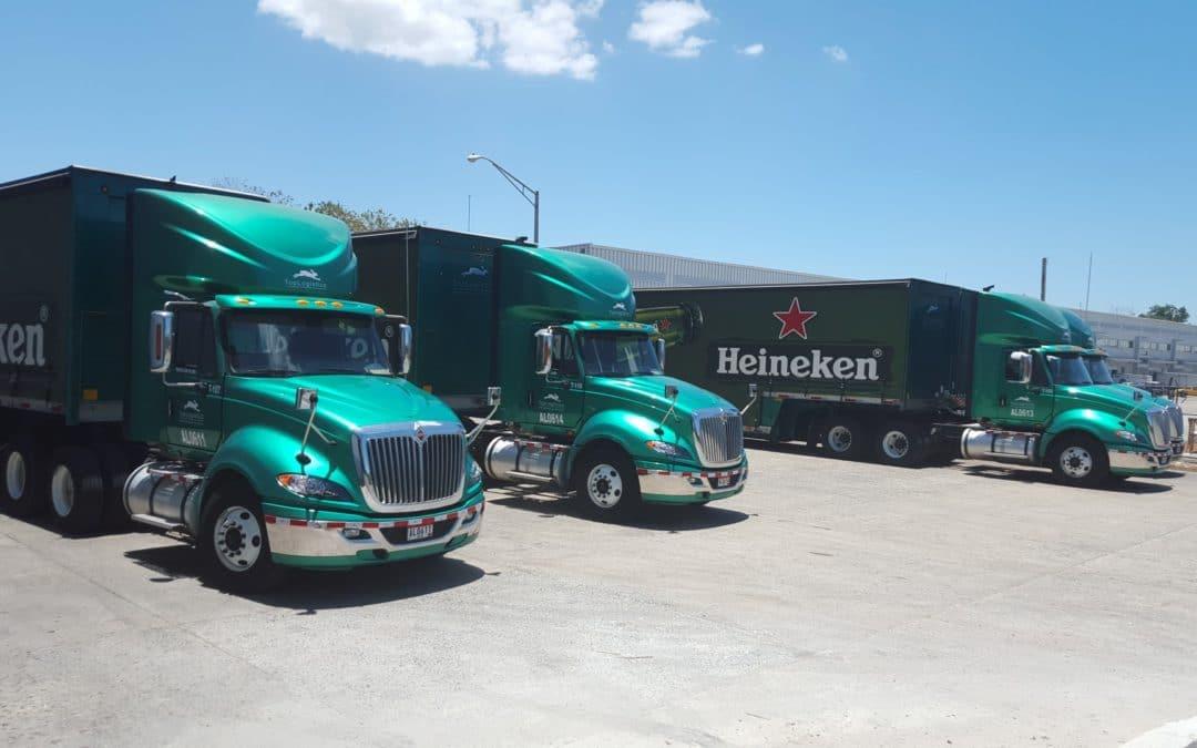 Camiones + Verdes